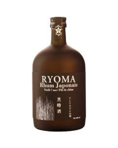 Rhum Japonais Ryoma 7 Ans - 70 cl