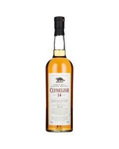 Whisky Scotch Single Malt Clynelish 14 Ans - 70 cl