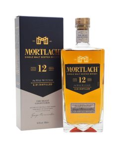 Whisky Scotch Single Malt Mortlach 12 Ans - 70 cl