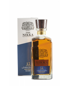 Whisky Japonais Premium Blendend The Nikka 12Y - 70 cl