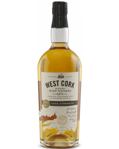 Whiskey Irish West Cork Cask Strength - 70 cl