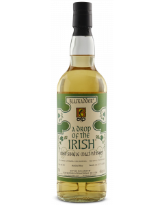 Whiskey Drop of the Irish 8Y Blackadder - 70 cl
