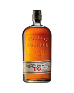 Whiskey Bourbon Bulleit 10 Ans - 70 cl