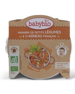 Mijoté de Petits Légumes et Agneau - 230 g