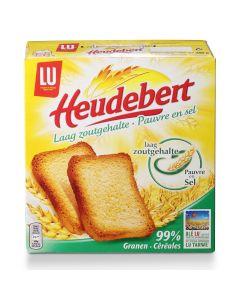 Heudebert Beschuiten Laag Zoutgehalte - 300 g