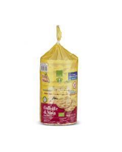 Biologische Maiswafels - 100 g