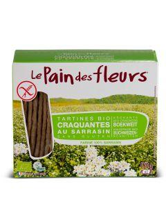 Krokante Bio Crackers met Boekweit - 150 g