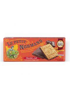 Le Petit Normand met melkchocolade