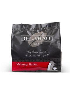 Café Mélange Italien - 18 Pads