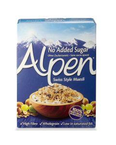 Muesli Alpen zonder Toegevoegde Suiker - 560 g