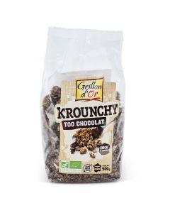 Bio Krounchy Too Chocolade - 500 g