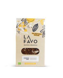 Biologische Granola Chocolade & Hazelnoten - 300 g