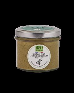 Crème van Groene Lucques Olijven - 90 g