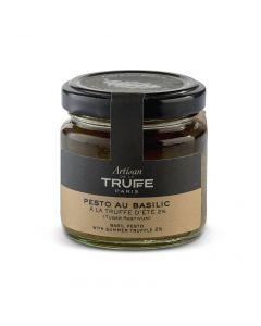 Pesto au Basilic à la Truffe d'Été - 80 g