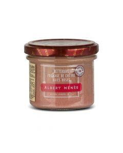 Crème de Betterave, Fromage de Chèvre & Baies Roses - 100 g