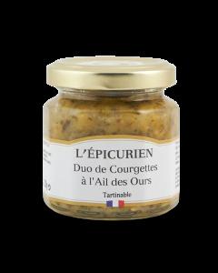 Duo van Courgettes met Daslook - 100 g