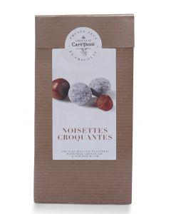 Noisettes Croquantes au Chocolat au Lait - 125 g