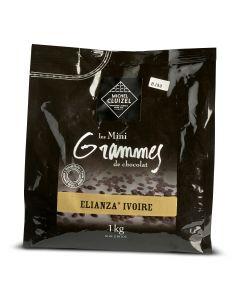 Mini Grammes de chocolat - Elianza Ivoire - 1000 g