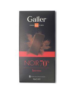 Zwarte Chocolade 70 % - 80 g
