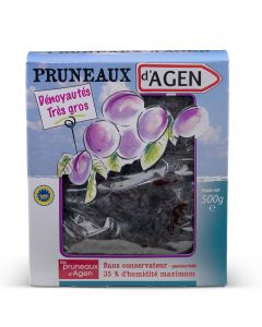 Pruneaux d'Agen Dénoyautés - 500 g