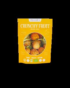 Bio Crunchy Fruit Ananas - 16 g