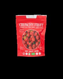 Bio Crunchy Fruit Aardbei - 12 g