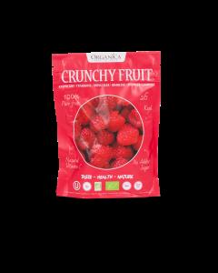 Bio Crunchy Fruit Framboos - 12 g