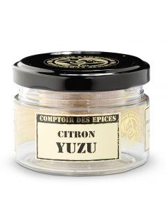 Zestes de Yuzu - 15 g