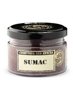 Sumac Baies Moulues - 55 g