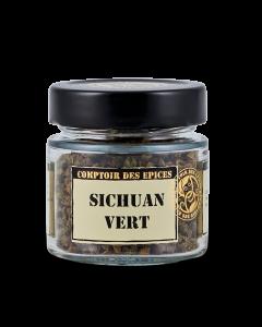 Groene Peper uit Sichuan - 25 g