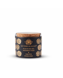 Fleur de Sel Noirmoutier & Truffel Perigord - 60 g