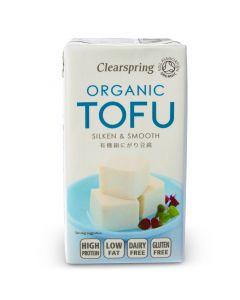 Tofu Bio Ferme et Soyeux - 300 g