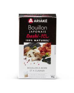 100% Natuurlijke Dashi Bouillon - 4 x 10 g