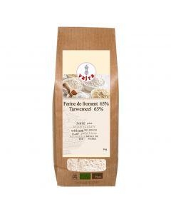 Farine de Froment 65 % Bio - 1 Kg