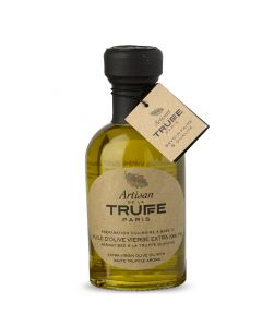 Huile d'Olive Vierge Extra Aromatisée à la Truffe Blanche - 10 cl