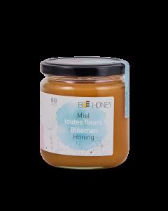Miel Bio Toutes Fleurs - 500 g
