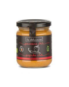 Vege'Sauce Bio Poivrons Chili - 190 g