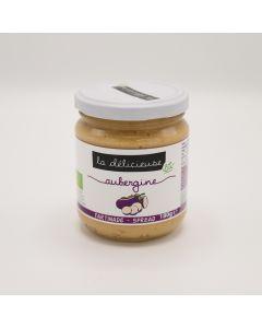 Vege'Sauce Bio Aubergine - 190 g