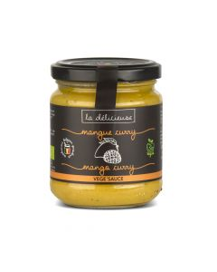 Vege'Sauce Bio Mangue Curry - 190 g