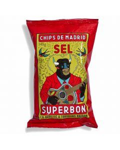 Chips de Madrid - Sel - 145 g