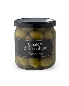 Olives Vertes Picholines - 200 g