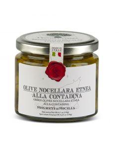 Olives vertes Alla Contadina - 190 g