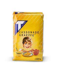 Cassonade Graeffe - 500 g