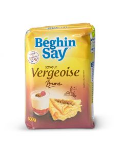 Vergeoise Brune - 500 g