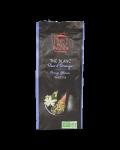 Thé Blanc Bio Fleur d'Oranger - 100 g