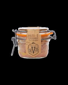 Pâté de Canard au Foie Gras & Rochefort - 125 g