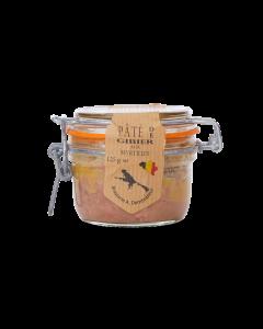 Pâté de Gibier aux Myrtilles - 125 g