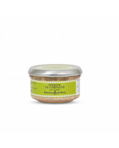 Boerenterrine met Hazelnoten - 140 g