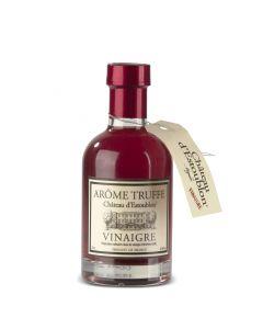 Vinaigre de Vin Vieux Rouge Bio Arôme Truffe - 200 ml