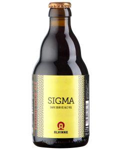 Bière Brune Sigma - 33 cl